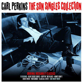 Carl Perkins ‎- The Sun Singles Collection (LP) (180g Vinyl) (M/M) (Sealed)